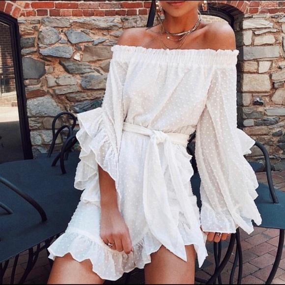 31a5bf90 Sabo Skirt Dresses   Ryland Strapless Dress   Poshmark